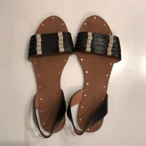 madewell sandals size 7.5